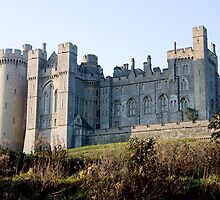 Arundel Castle by Keith Larby