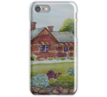 Truganina Explosives Reserve Keepers Quarters 3 iPhone Case/Skin