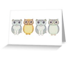 Which one is different?  Greeting Card