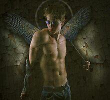 Angel in Blue Jeans by Jim Ferringer
