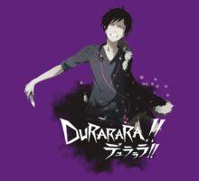 Anime: DURARARA - Izaya Orihara likes music  by DarkChild