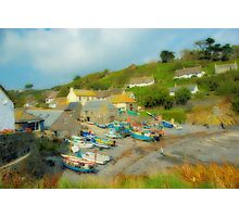 Cadgwith Cove Photographic Print