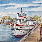 Little Gem, Williamstown (3) by Virginia  Coghill