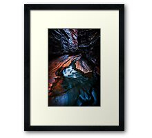 Secrets and Whispers Framed Print