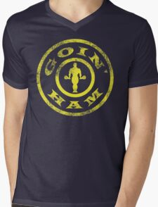 Goin' HAM Mens V-Neck T-Shirt