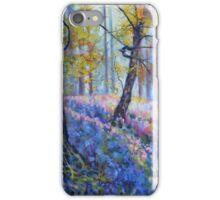 Brierfield Bluebells iPhone Case/Skin