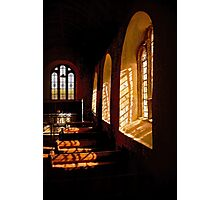 Windows and Shadows Photographic Print