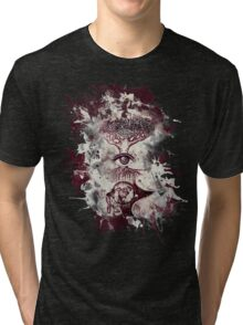 Eye of the Universe ~ Existence  Tri-blend T-Shirt
