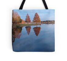 Cypress on Point - Autumn Tote Bag