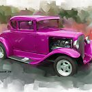 30' Ford Coupe by ezcat