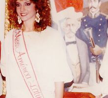 Cousin, Miss Latin America by WaleskaL
