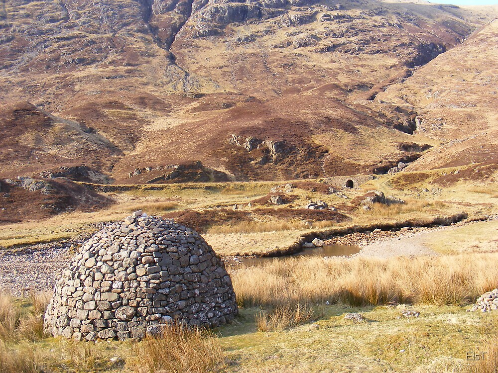 Scottish Igloo? by ElsT