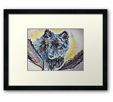 People of the Wolf Framed Print