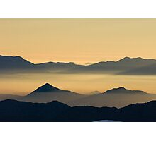 Andean Sunset II Photographic Print