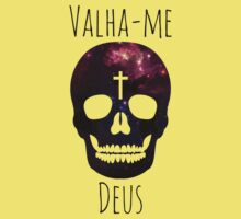 Valha-me Deus (Colour) Kids Clothes