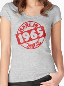 Made in 1965 Women's Fitted Scoop T-Shirt