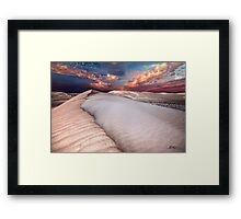 Dune Beauty Framed Print