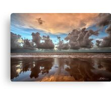 Cable Beach Cloudscape Canvas Print