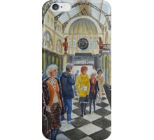 Royal Arcade, Melbourne iPhone Case/Skin