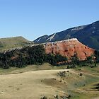 Pipestone Butte by May Lattanzio