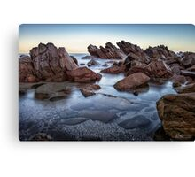 The Stillwater Shallows Canvas Print