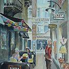 Lady Petrova, Melbourne by Virginia  Coghill