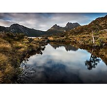 Cradle Mountain Reflections Photographic Print
