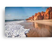 Cape Leveque Sunset Metal Print