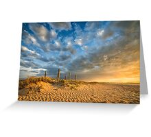 Summer Stormclouds Greeting Card