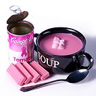 Pink Soup by Kory Trapane