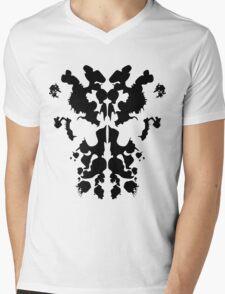 Rorschach Mens V-Neck T-Shirt