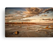 Gantheaume Point Canvas Print