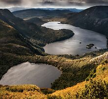 The Lakes at the Top of the World by Mieke Boynton