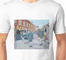 Farmer wants a wife Unisex T-Shirt