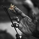 Photograph of Hands - Bali Blessings by richardseah