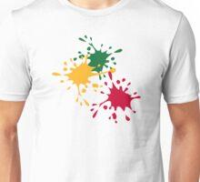 Color splash Unisex T-Shirt