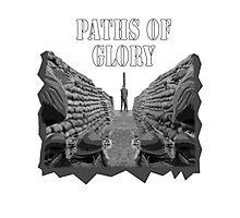 Paths of Glory Photographic Print