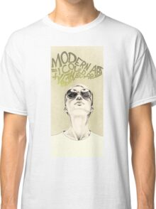 Modern art portrait Classic T-Shirt