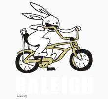 Raleigh Rabbit Bike Kids Tee