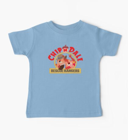 Chip N Dale: Rescue Rangers! Baby Tee