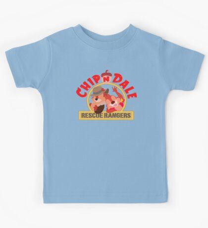 Chip N Dale: Rescue Rangers! Kids Tee