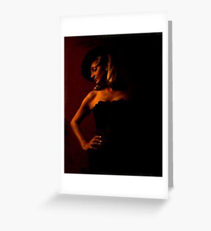 Vogue Greeting Card