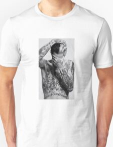 Jesse Rutherford Drawing Unisex T-Shirt