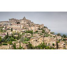 Ancient French Village Photographic Print