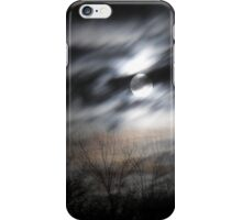 Midnight Blur iPhone Case/Skin