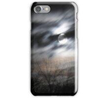 Midnight Blur iPhone Case/Skin