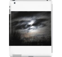 Midnight Blur iPad Case/Skin