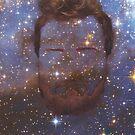 Beard Nebula by CaptMummy