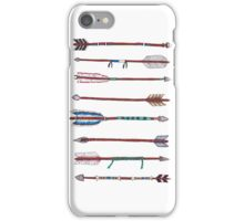 Eight Native Arrows iPhone Case/Skin