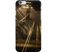 Going up! iPhone Case/Skin
